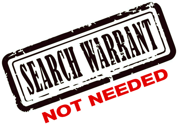 When A Search Warrant Is And Is Not Needed
