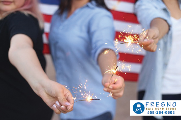 How To Celebrate The Fourth Of July In California