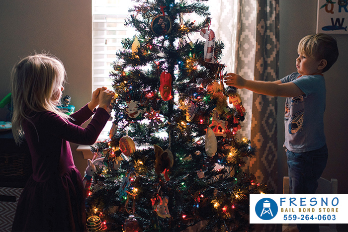 Christmas Tree Fire Safety Tips