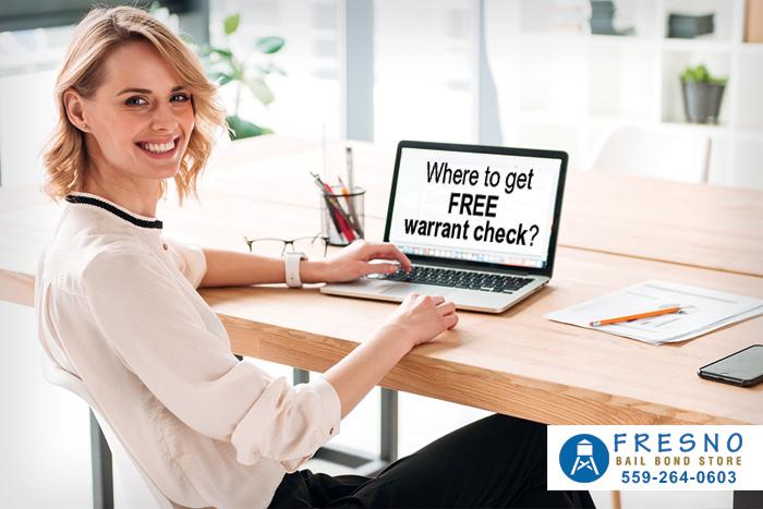 Need A Free California Warrant Check?